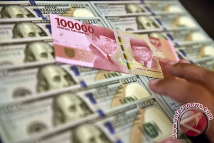 Rupiah correction occurs early this week as Asian currencies tumble