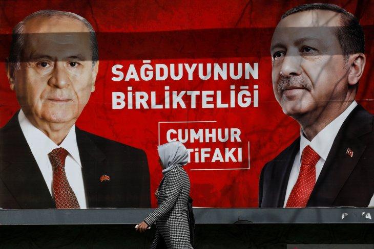 Oposisi nyatakan masih unggul di Istanbul