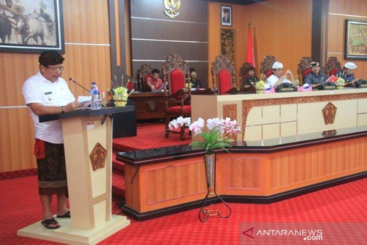 Sidang paripurna DPRD Jembrana gunakan Bahasa Bali