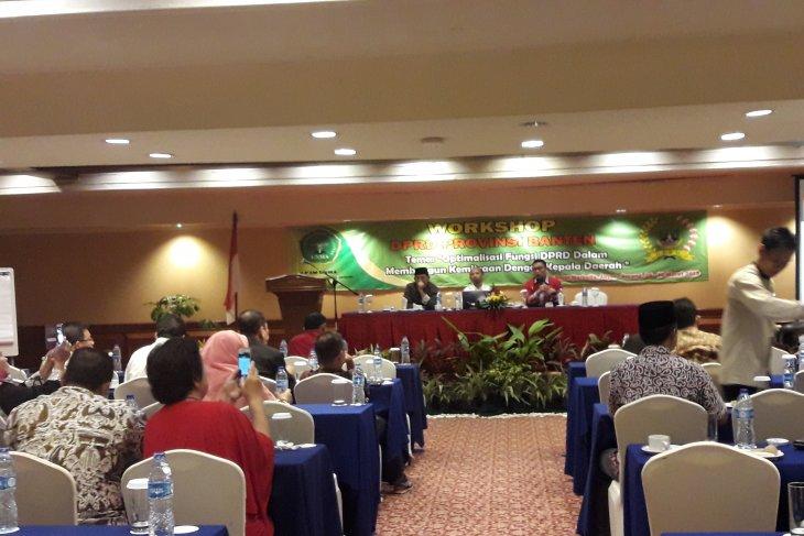 Anggota DPRD Banten dibekali pemahaman  Pemilu 2019