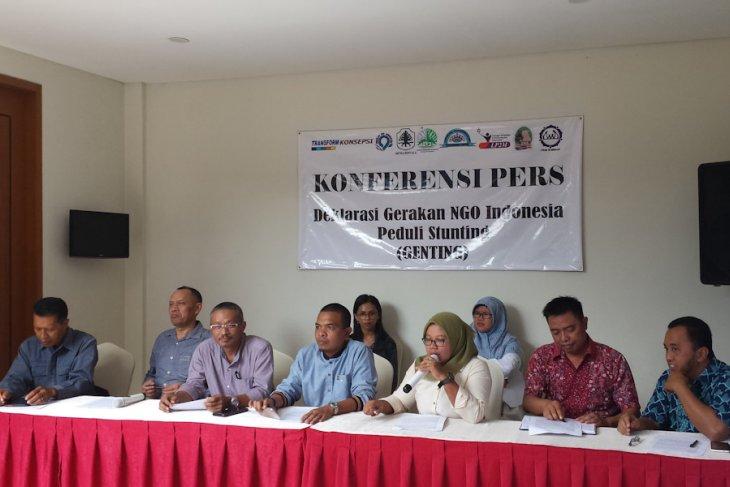 Stunting di Indonesia turun menjadi 30,8 Persen