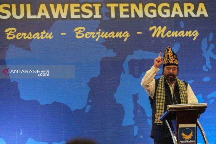 Surya Paloh: NasDem utamakan kemenangan Jokowi