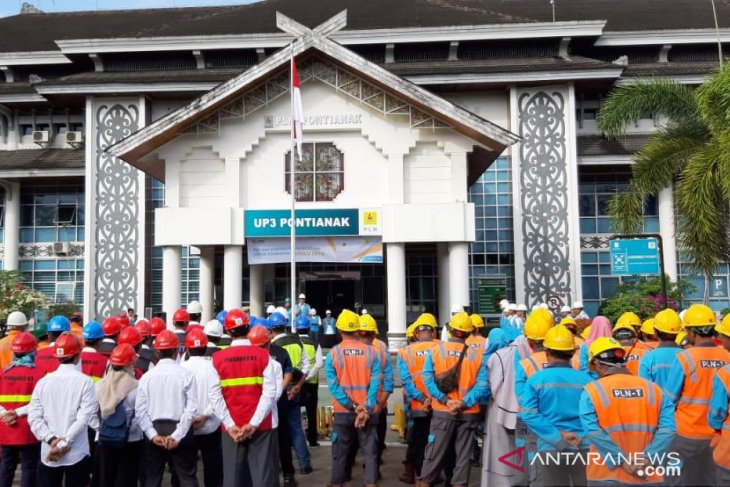 PLTU Bengkayang siapkan unit 2 April 2019 masuk Sistem Khatulistiwa