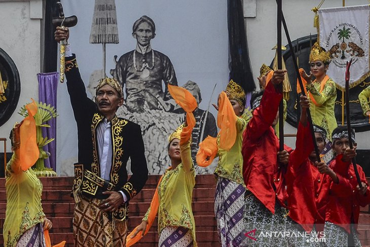 Gelar budaya Mieling Ngadegna Galuh