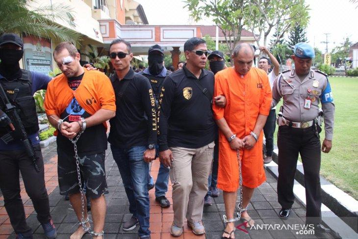 Buronan perampok money changer Tanjung Benoa ditangkap di NTB