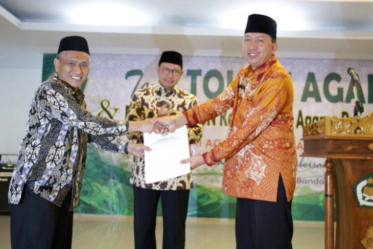 Gubernur Ridho Hibahkan Rehab Asrama Haji Rajabasa Dukung Embarkasi Haji Penuh