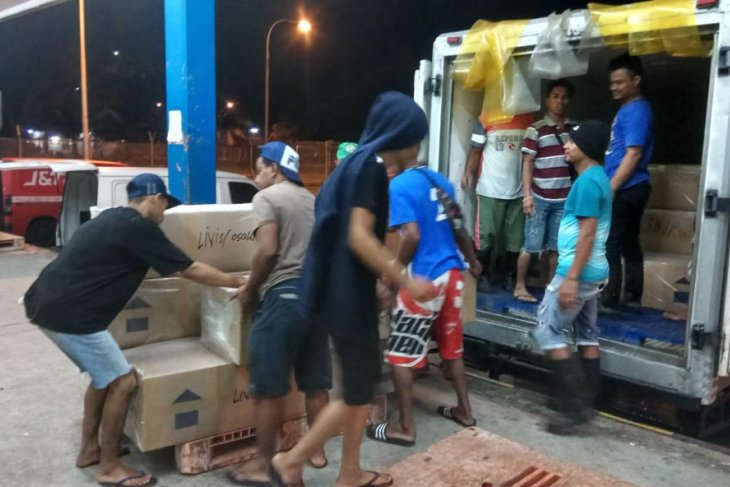 Maluku ekspor lagi 64 ton ikan tuna fresh ke Jepang