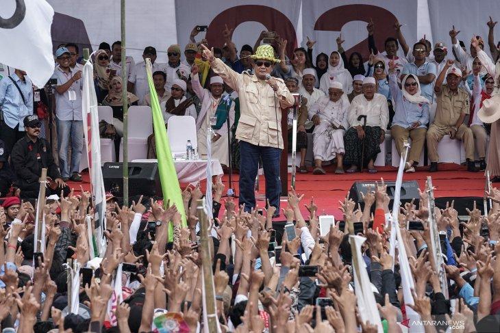 Prabowo-Sandiaga akan meningkatkan pertumbuhan ekonomi 6,5 persen