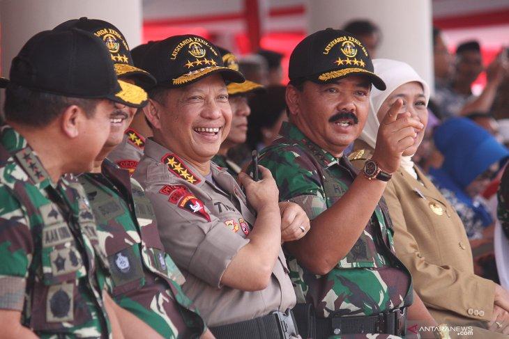 TNI antisipasi gangguan pasca-pelaksanaan Pemilu 2019
