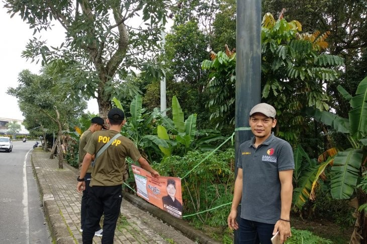 Bawaslu Bangka Barat belum terima pendaftaran pemantau pemilu independen
