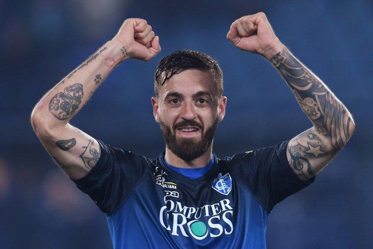 Empoli jungkalkan Napoli 2-1