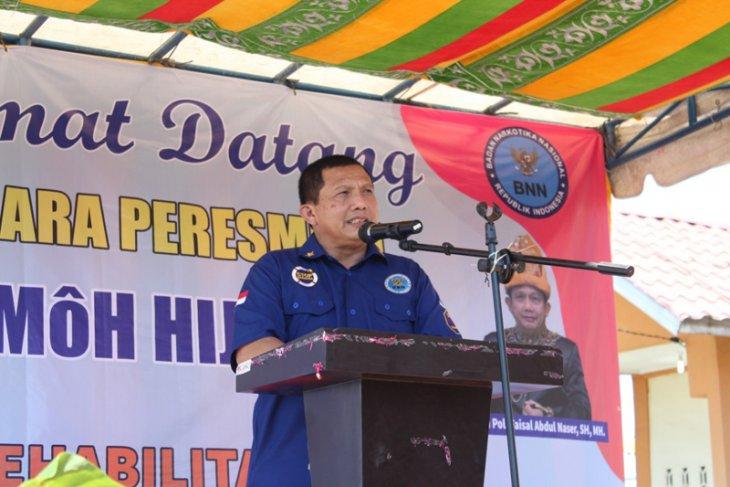 Aceh butuh balai rehabilitasi narkoba