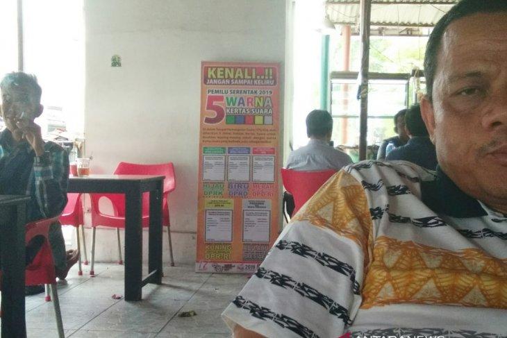 KIP Lhokseumawe sosialisasi di warung kopi