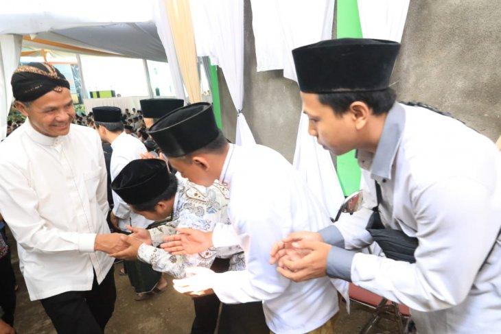 1.000 guru ngaji di Purworejo siap tangkal hoaks
