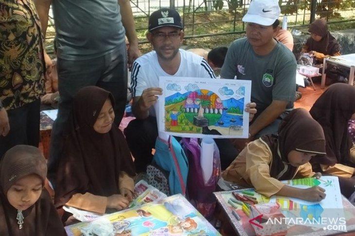 Wabup Abdya ajak warga kunjungi pameran pembangunan