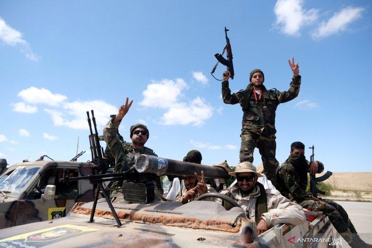 Amerika desak operasi militer di Libya segera dihentikan