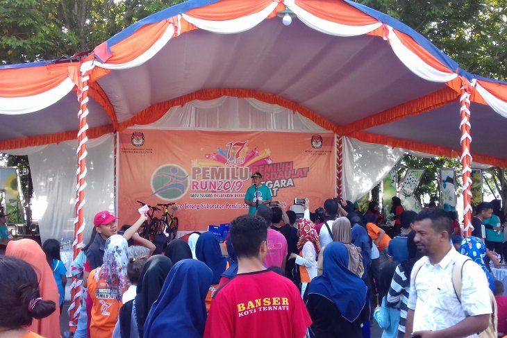 Gubernur Malut ajak warganya agar tidak golput di Pemilu 2019