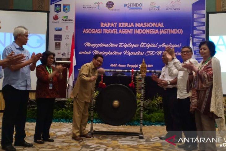 Astindo bahas pemulihan pariwisata Lombok