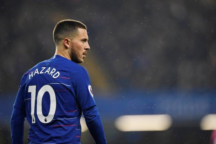 Dikabarkan hengkang ke Madrid, Harga Hazard dinilai terlalu murah