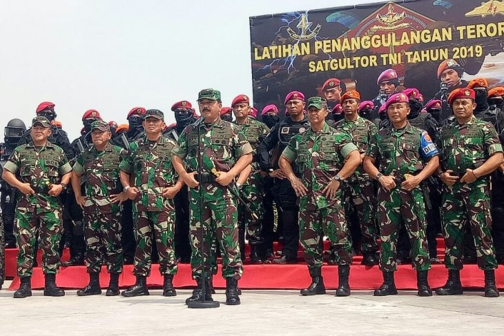 TNI Chief re-endorses military neutrality during elections