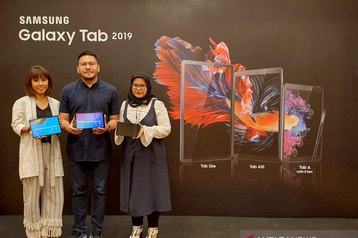 Samsung rilis tablet generasi terbaru