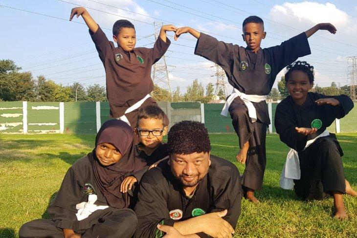 Warga Afrika Selatan semakin mengenal Indonesia melalui silat
