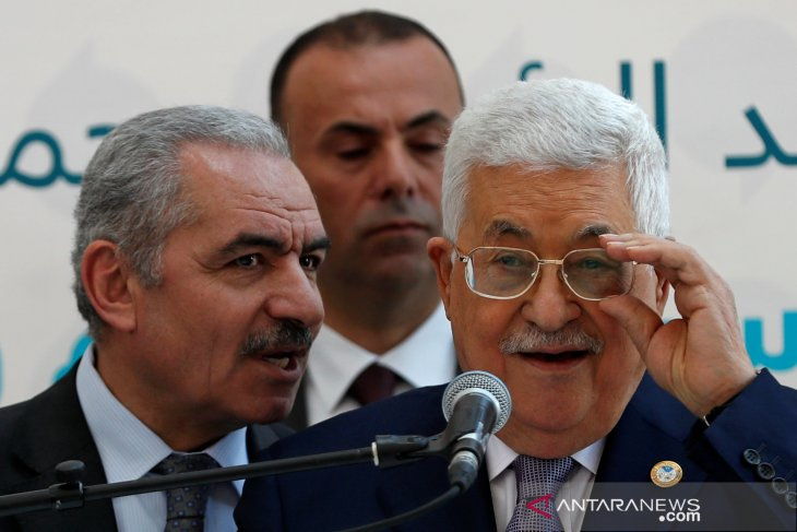 Palestina amati pemilu Israel