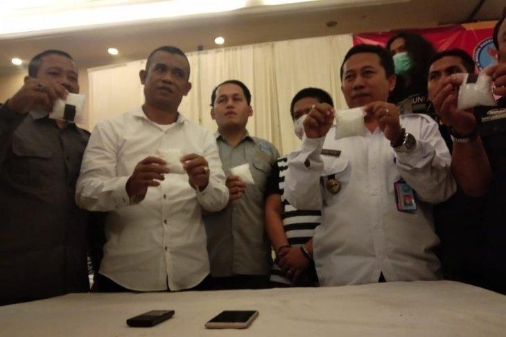 BNN tangkap bandar sabu di Cikopo