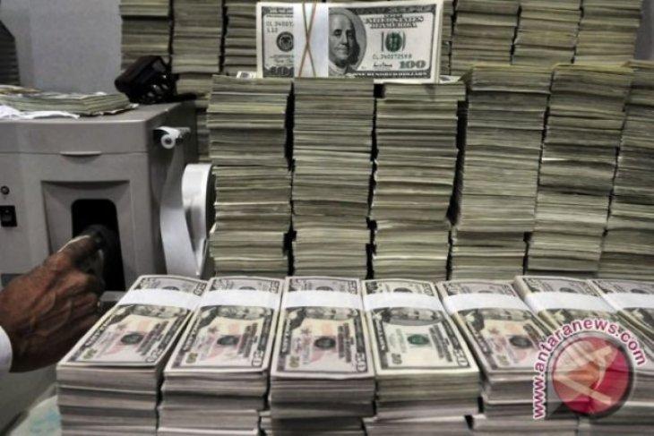 Dolar AS menguat