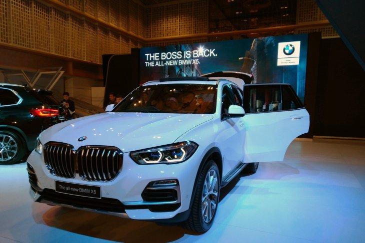 BMW tarik 360 ribu mobil di China