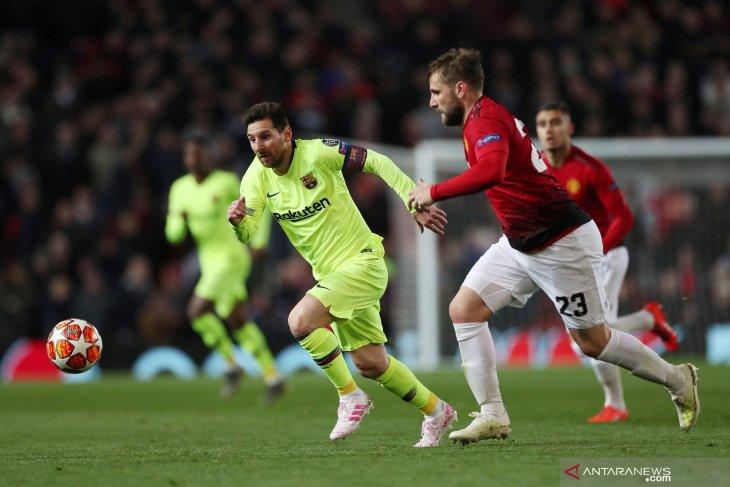 Inilah prediksi Barcelona vs Manchester United
