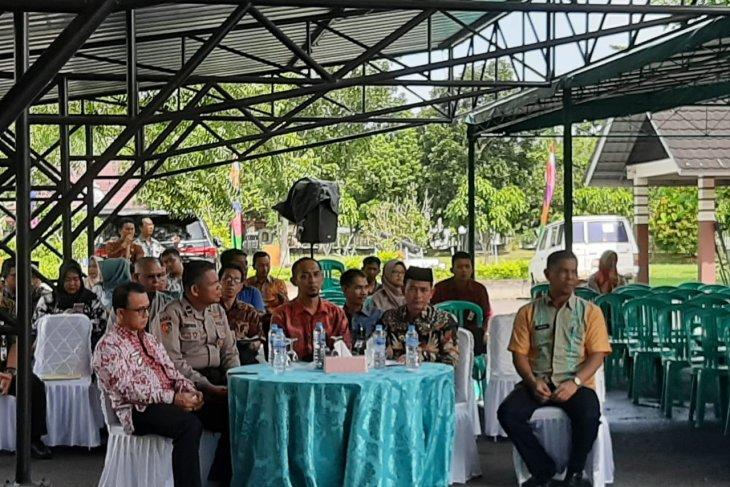 Pemerintah Kabupaten Bangka terima uang jaminan lelang Rp2 miliar
