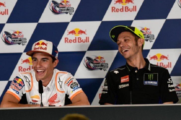 Pembalap Marquez amankan