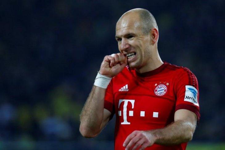 Arjen Robben putuskan gantung sepatu