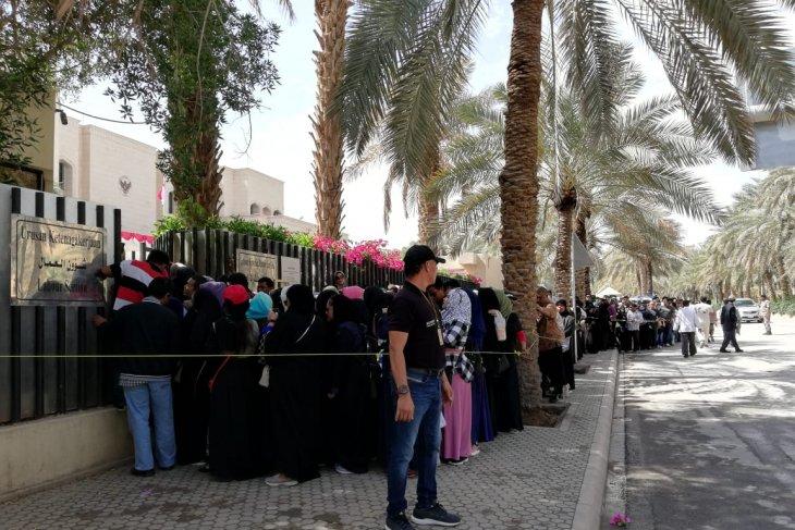 WNI di Arab Saudi antusias ikuti Pemilu 2019