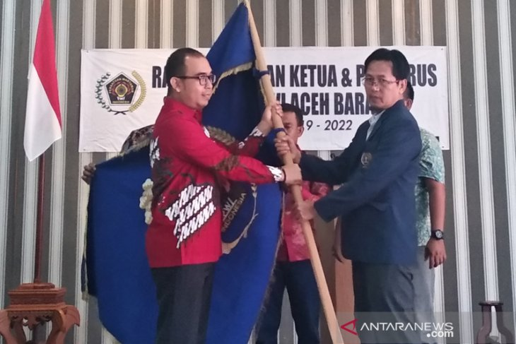 T Dedi Iskandar Ketua Balai PWI Aceh Barat