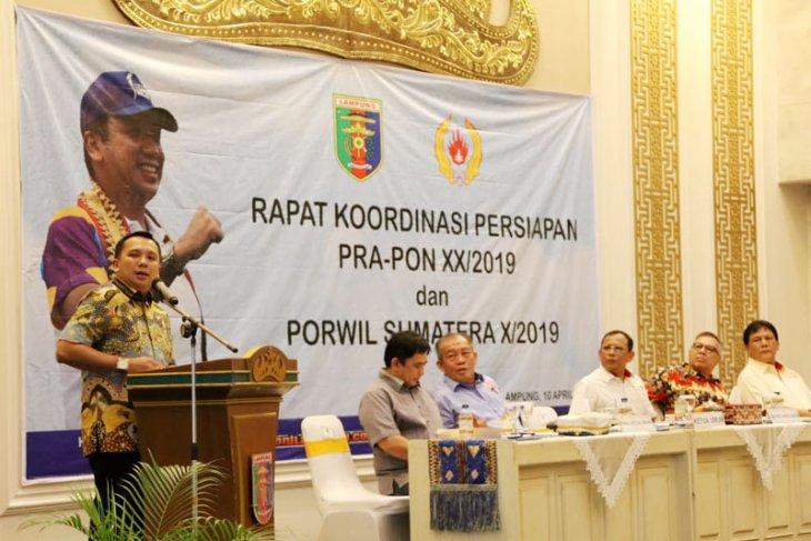 Lampung Mengejar Target 10 Besar Di PON XX Papua