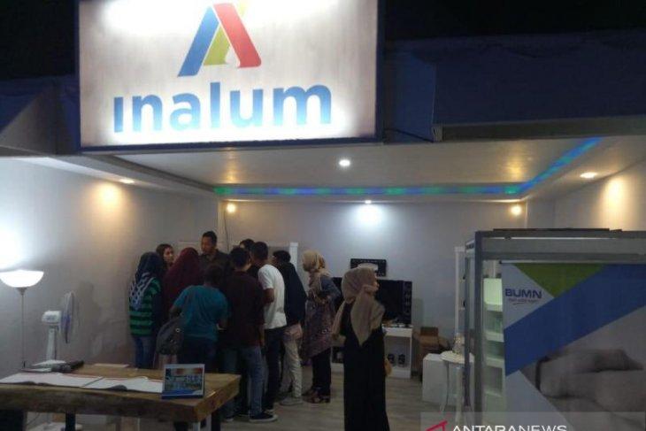 PT Inalum kenalkan aluminium dalam kehidupan sehari-hari kepada masyarakat