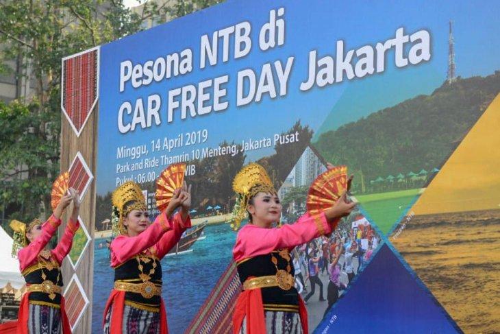 Wisata halal NTB sapa warga Jakarta