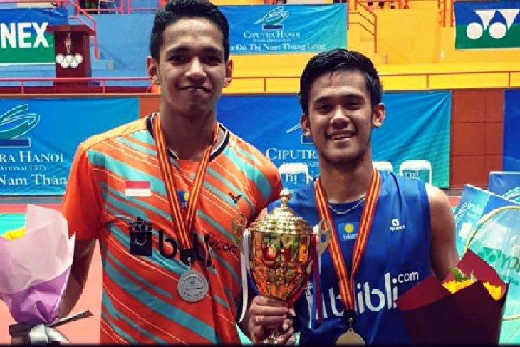 Indonesia raih tiga gelar di Vietnam Open