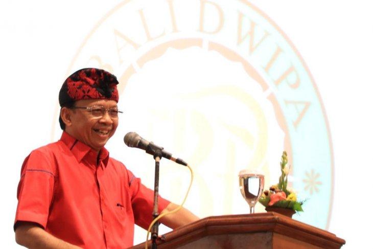 Gubernur minta acara internasional gunakan aksara-busana Bali