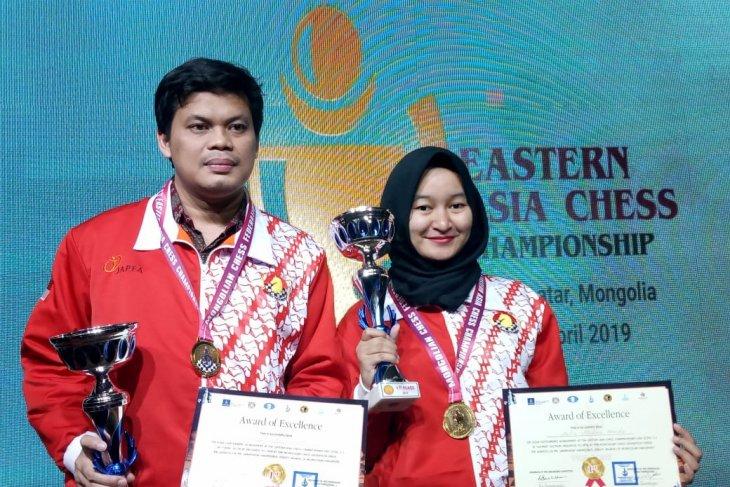 Hasil di Mongolia tunjukkan kualitas atlet catur Indonesia