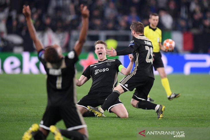 Barcelona dan Ajax ke semifinal Liga Champions