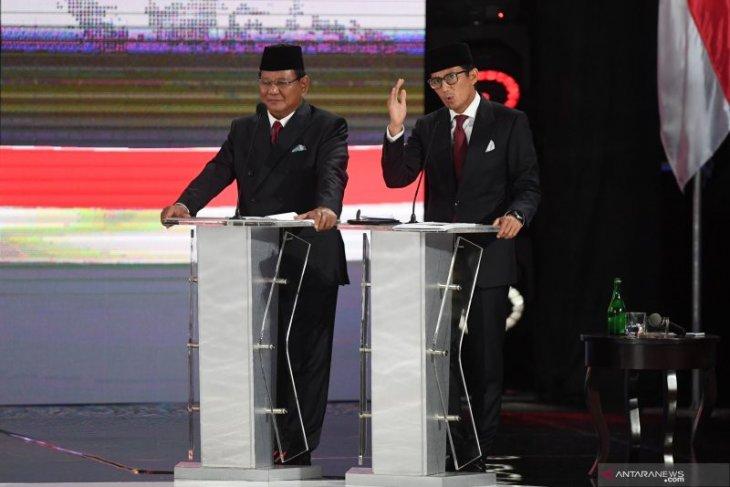 Prabowo-Sandi raih 71,98 persen suara di Tanjungbalai