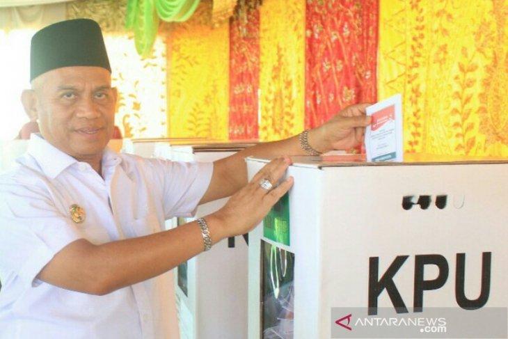 Wahid Bersyukur Pelaksanaan Pemilu Aman dan Lancar