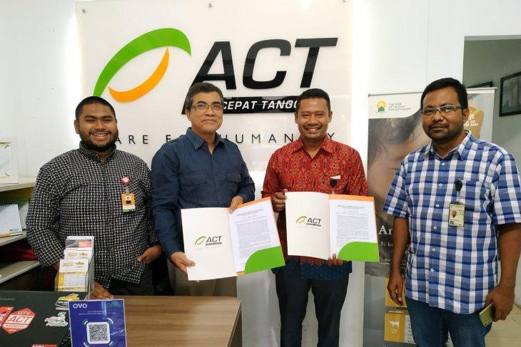 ACT Aceh tampung dunia usaha salurkan donasi kemanusiaan  dunia