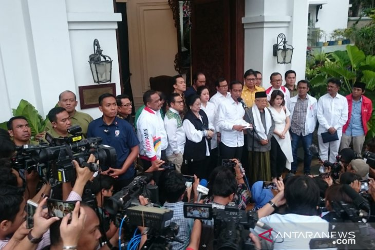 13 foreign leaders congratulate Indonesia over peaceful elections