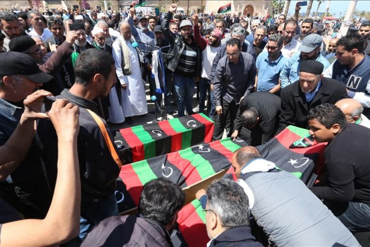 WHO: Pertempuran tewaskan 220 orang ibu di Kota Libya