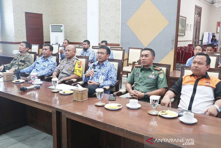 Partisipasi pemilih Bogor naik tujuh persen