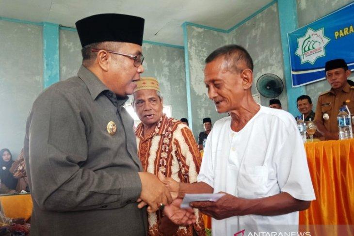Bupati Aceh Barat minta masyarakat tunggu keputusan KPU